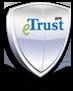 Trust Seal by eTrust Pro